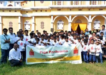 Puja Parikrama 2018