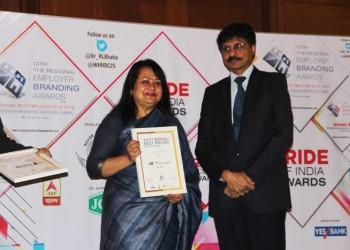 TIL wins the Brand Leadership Award 2018